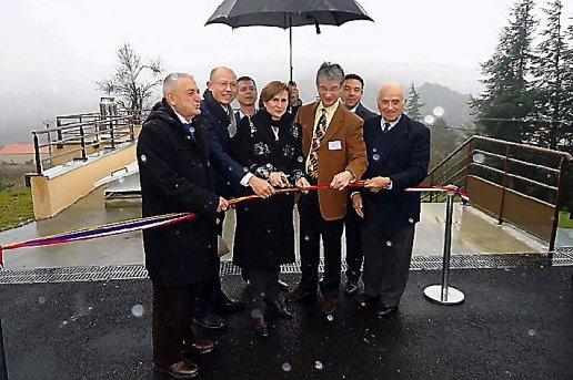 Inauguration EHPAD Sournia