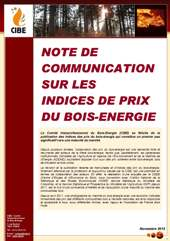 Indices prix be