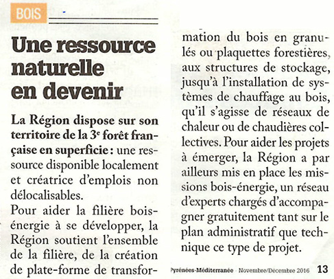 Article Région
