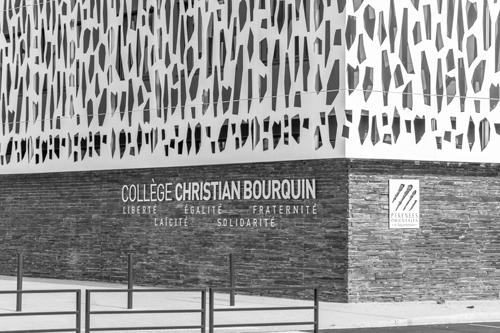 college Christian Bourquin